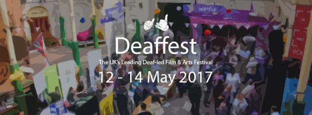 Cover Deaffest 2017