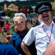 Crimplene Crusaders_Vamos-Mask-Theatre-Laughing-policeman-credit_Graeme-Braidwood