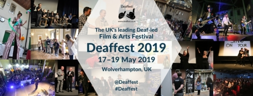 Deaffest 2019 FB Cover
